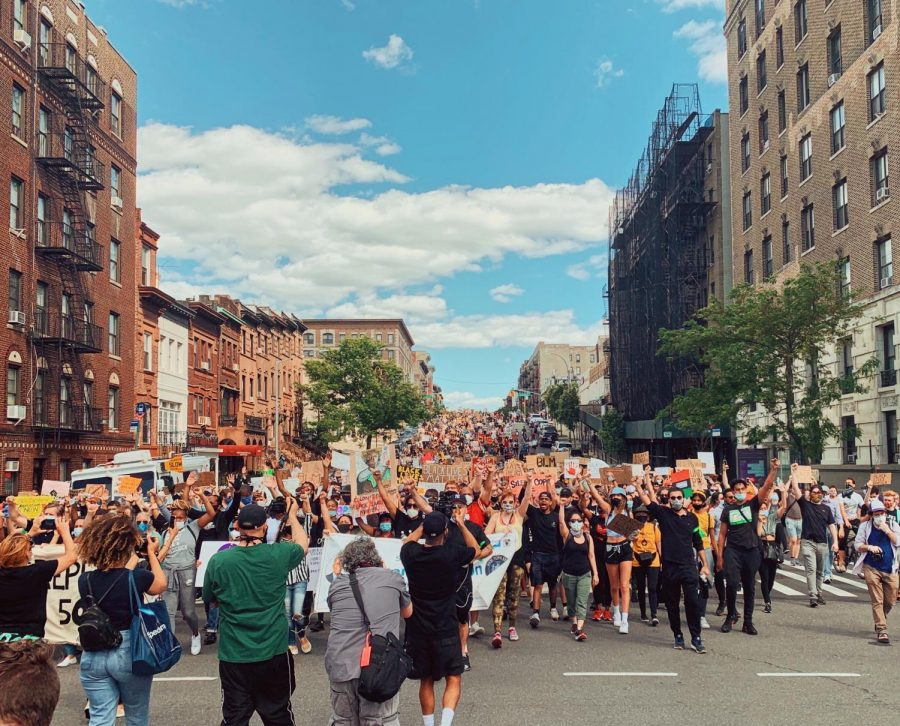 June 2020 protests in NYC