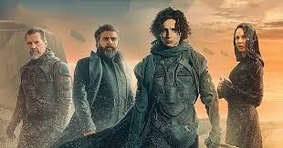 Dune Movie Preview