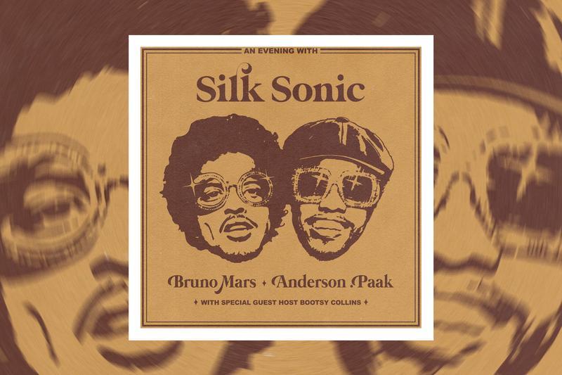 Bruno Mars and Andersoon .Paak aka Silk Sonic